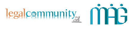 logo legal community MAG